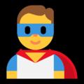 Piirretty supermies